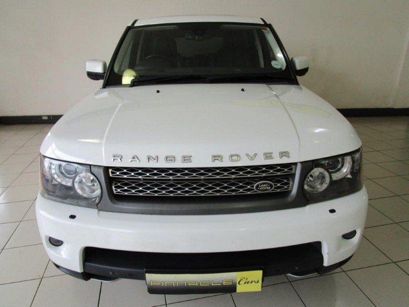 Used Land Rover Range Rover Sport 5 0 V8 Supercharged For