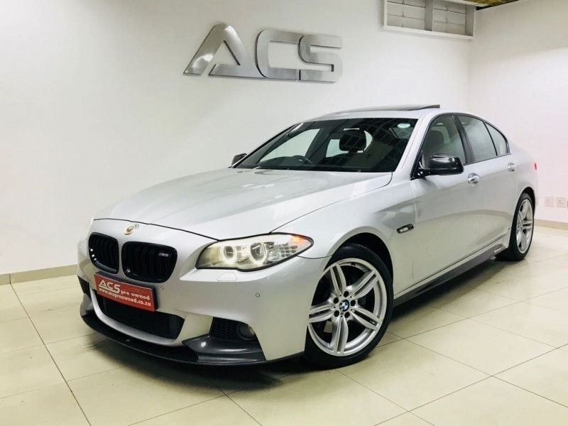used bmw 5 series 535i m performance m sport auto f10 fully loaded for sale in gauteng cars. Black Bedroom Furniture Sets. Home Design Ideas