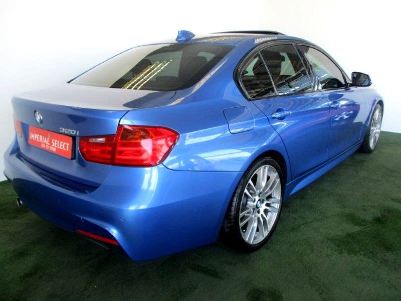 used bmw 3 series 320i m sport line a t f30 for sale in gauteng id 2952520. Black Bedroom Furniture Sets. Home Design Ideas