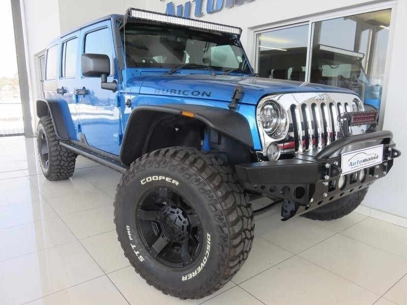 used jeep wrangler 2016 jeep wrangler unlimited 3 6l rubicon for sale in gauteng. Black Bedroom Furniture Sets. Home Design Ideas