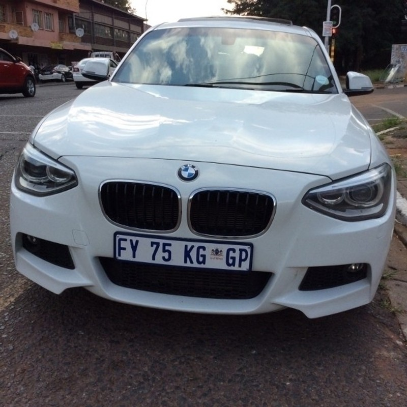 Used BMW 1 Series 125i M SPORT Auto 5DR For Sale In