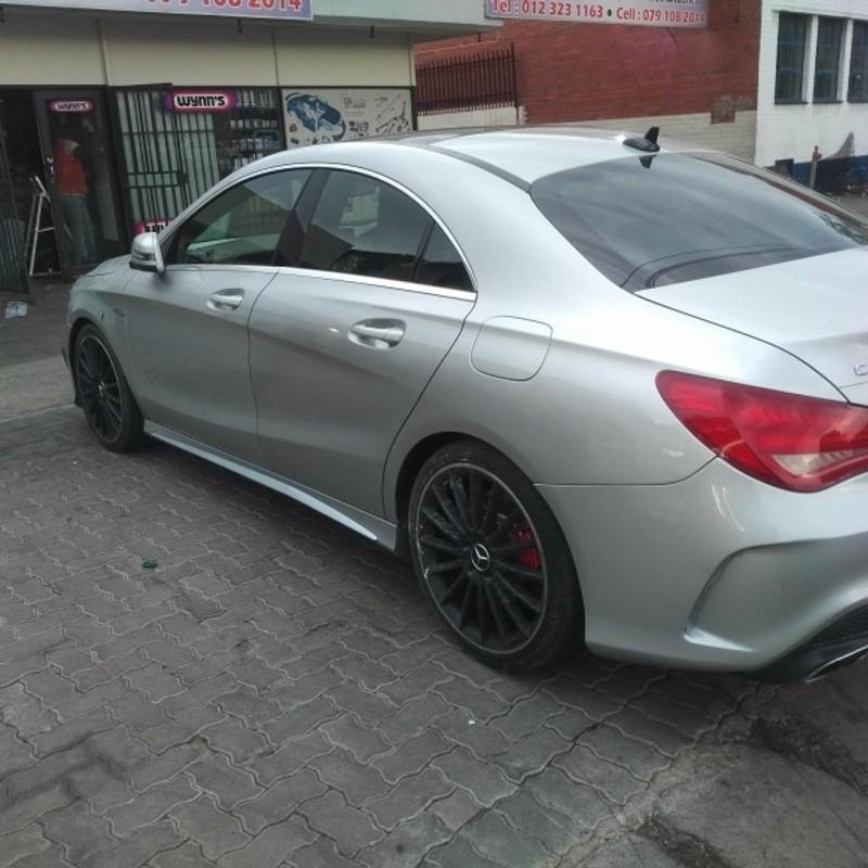 2014 Mercedes Benz Cla Class Camshaft: Used Mercedes-Benz CLA-Class CLA45 AMG For Sale In Gauteng
