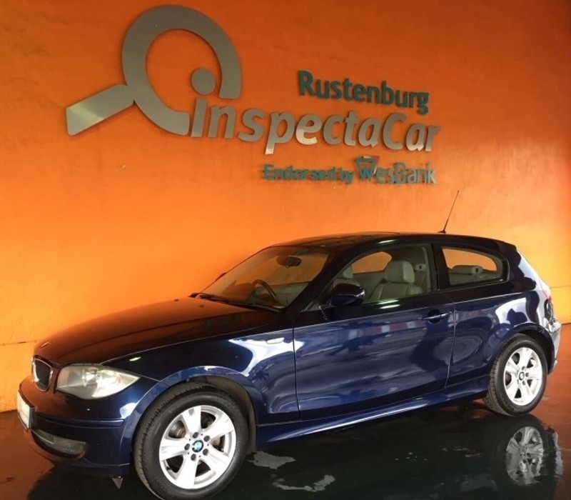 Used BMW 1 Series 118i 3dr (e81) For Sale In North West