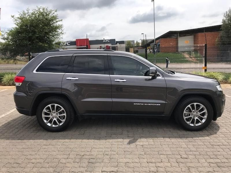 used jeep grand cherokee 3 0 crd limited for sale in gauteng id 2957752. Black Bedroom Furniture Sets. Home Design Ideas