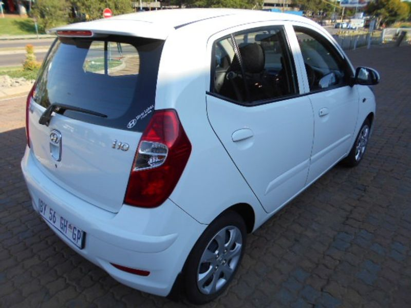 Used Hyundai I10 1 1 Gls For Sale In Gauteng Cars Co Za