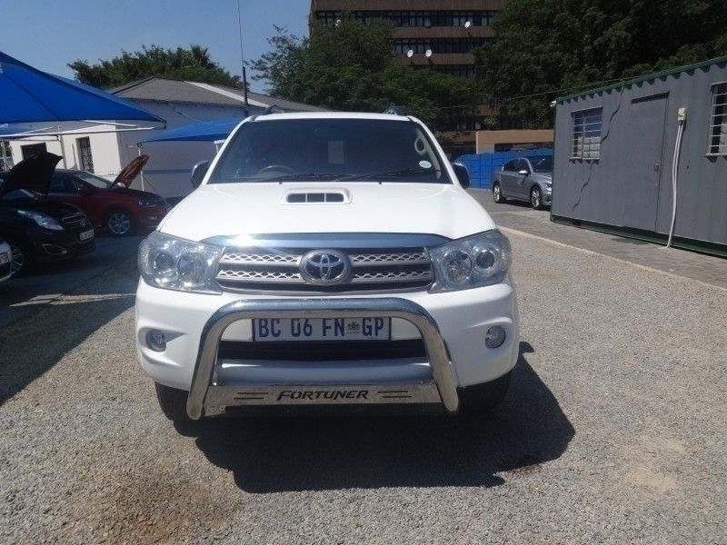 Used Toyota Fortuner 3 0d 4d 4x4 For Sale In Gauteng Cars Co Za Id 2958194