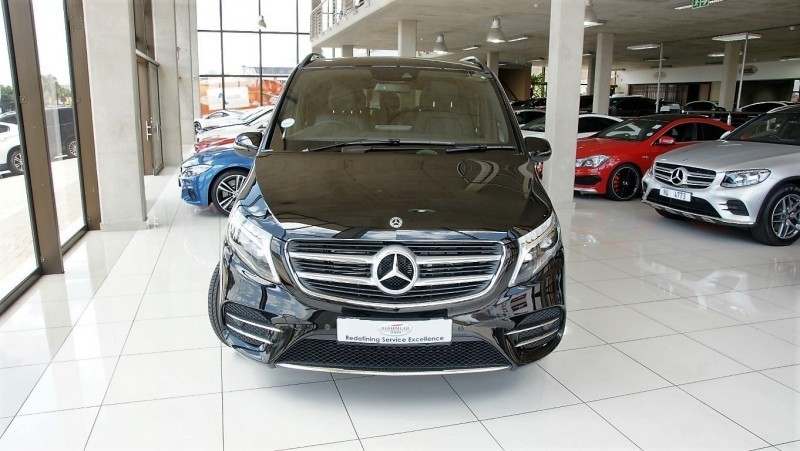 Used mercedes benz v class v250d avantgarde for sale in for Mercedes benz v class for sale