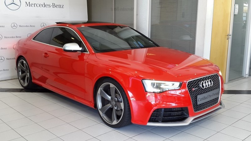 used audi rs5 coupe quattro stronic for sale in western cape id 2960054. Black Bedroom Furniture Sets. Home Design Ideas
