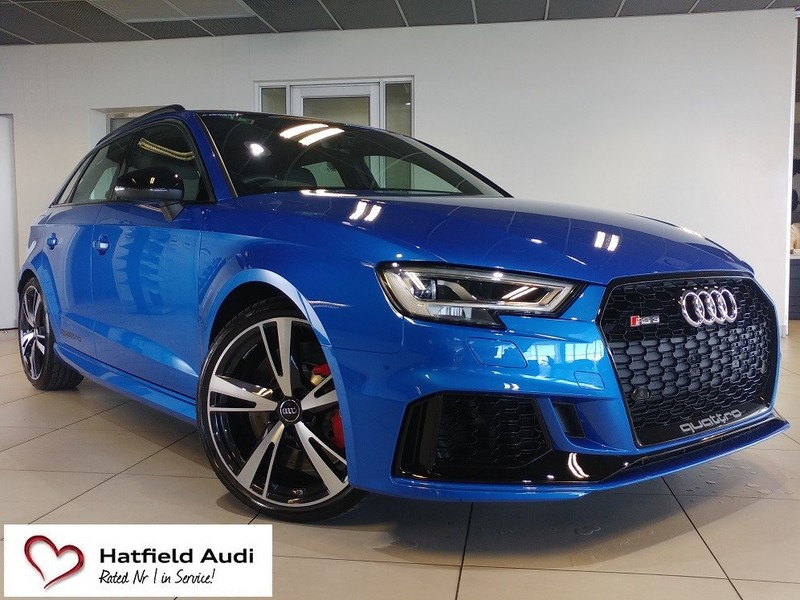 used audi rs3 sportack stronic for sale in gauteng id 2961132. Black Bedroom Furniture Sets. Home Design Ideas