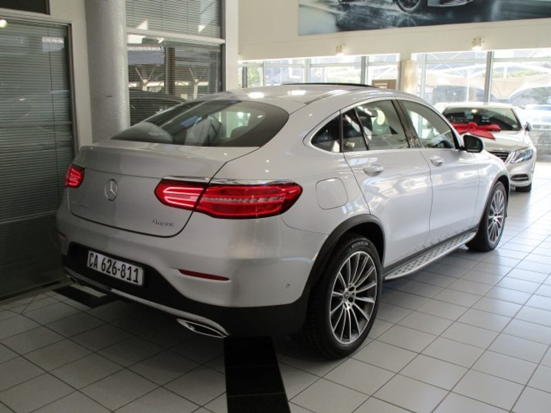 Used mercedes benz glc coupe 220d amg for sale in western for Mercedes benz 220d for sale