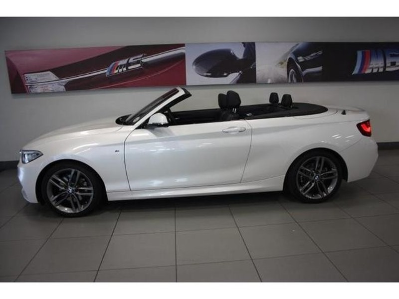 used bmw 2 series 220i convertible m sport auto f23 for sale in gauteng id 2962020. Black Bedroom Furniture Sets. Home Design Ideas
