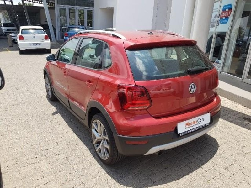 used volkswagen polo cross 1 2 tsi for sale in gauteng id 2962102. Black Bedroom Furniture Sets. Home Design Ideas