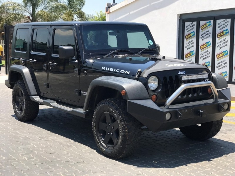 used jeep wrangler 3 8 unltd rubicon a t for sale in gauteng id 2965022. Black Bedroom Furniture Sets. Home Design Ideas