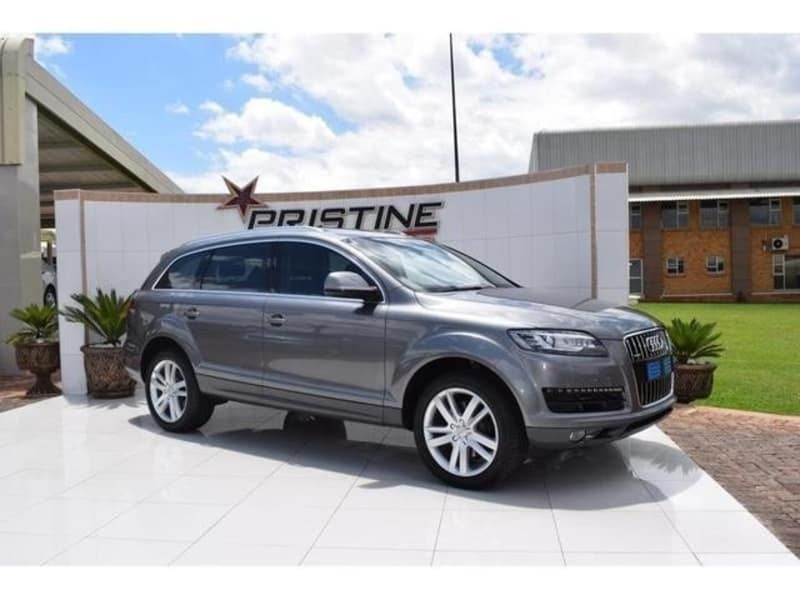 used audi q7 3 0 tdi v6 quattro tip for sale in gauteng id 2966458. Black Bedroom Furniture Sets. Home Design Ideas