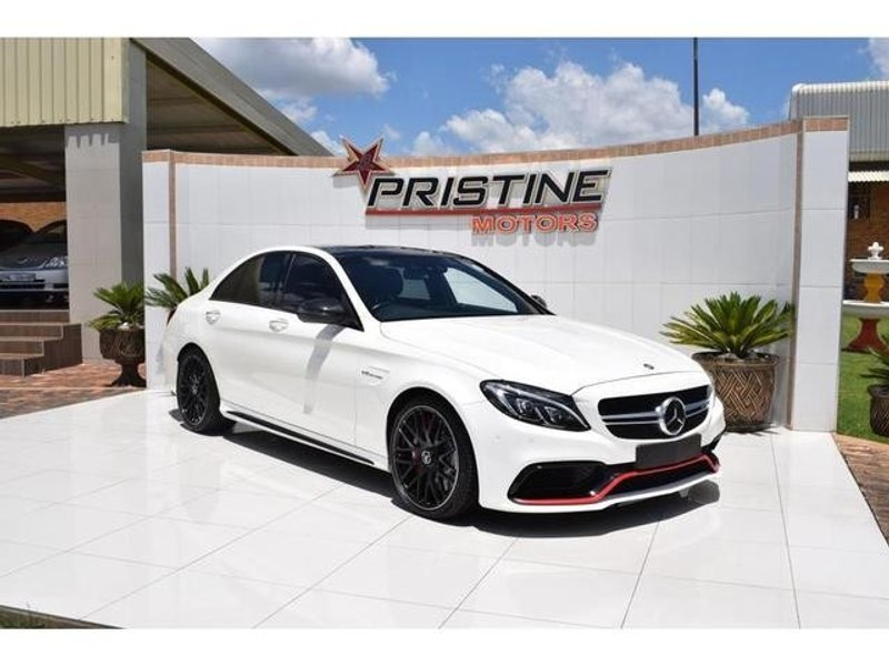 used mercedes benz c class c63 amg for sale in gauteng id 2966572. Black Bedroom Furniture Sets. Home Design Ideas