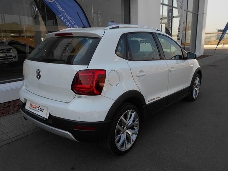 used volkswagen polo cross 1 2 tsi for sale in north west province id 2967480. Black Bedroom Furniture Sets. Home Design Ideas