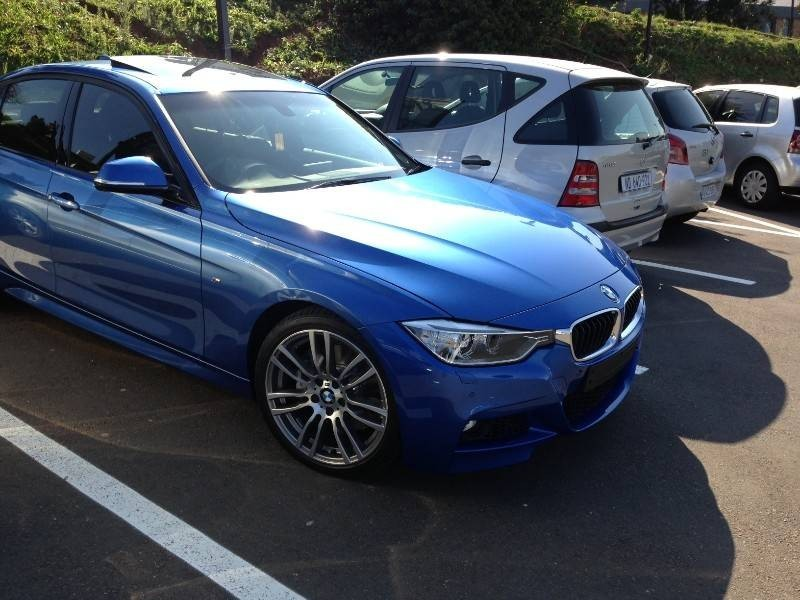 Used BMW Series I M Sport Line At F For Sale In Kwazulu - 2013 bmw 335i sport line