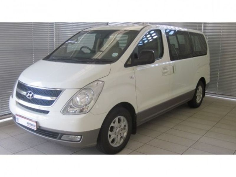 used hyundai h1 2 5 crdi wagon a t for sale in mpumalanga id 2968342. Black Bedroom Furniture Sets. Home Design Ideas