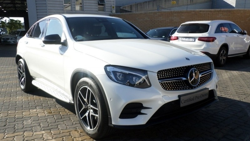 used mercedes benz glc coupe 350d amg for sale in gauteng id 2968942. Black Bedroom Furniture Sets. Home Design Ideas