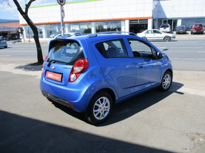 used chevrolet spark 1 2 ls 5dr for sale in kwazulu natal id 2969700. Black Bedroom Furniture Sets. Home Design Ideas