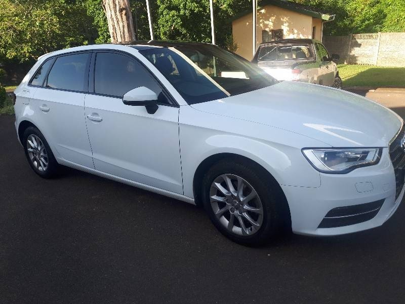 used audi a3 1 4 tfsi attraction stronic for sale in kwazulu natal id 2972582. Black Bedroom Furniture Sets. Home Design Ideas