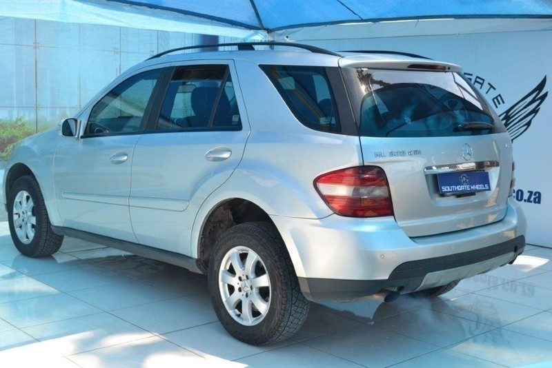 used mercedes benz m class ml 320 cdi a t for sale in gauteng id 2973466. Black Bedroom Furniture Sets. Home Design Ideas