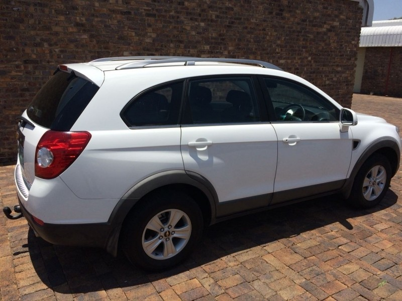 Used Chevrolet Captiva 2.4 Lt 7 Seater For the Bargain Price of R 139 999 for sale in Gauteng ...