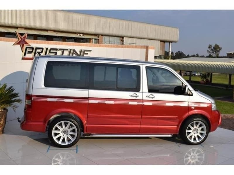 Used Volkswagen Caravelle 2 5tdi 4motion 128kw For Sale In