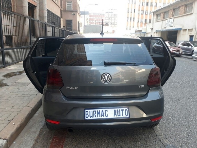 used volkswagen polo 1 2 tsi comfortline 66kw import vehicle for sale in gauteng. Black Bedroom Furniture Sets. Home Design Ideas