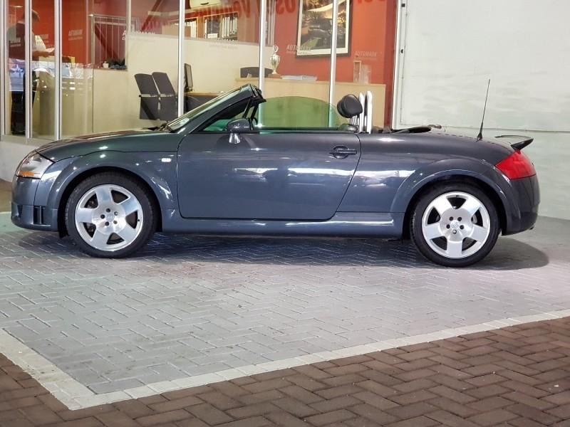 Audi tt 32 v6 2004 review