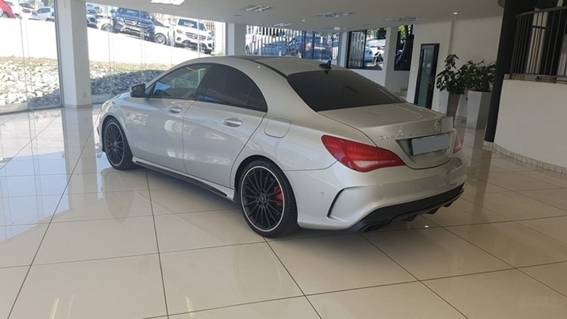 used mercedes benz cla class 45 amg for sale in gauteng id 2975309. Black Bedroom Furniture Sets. Home Design Ideas