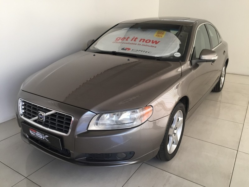 used volvo s80 geartronic for sale in gauteng id 2975349. Black Bedroom Furniture Sets. Home Design Ideas