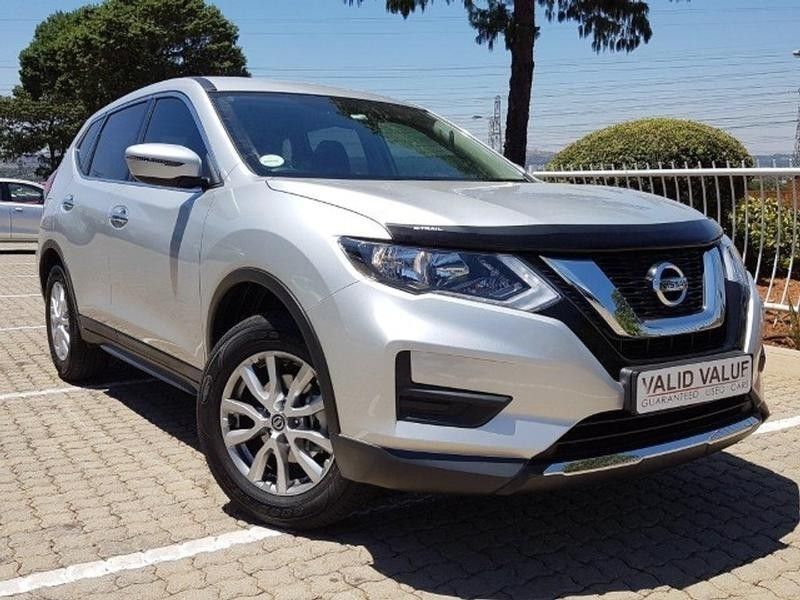 used nissan x trail 2 0 visia for sale in gauteng id 2976557. Black Bedroom Furniture Sets. Home Design Ideas