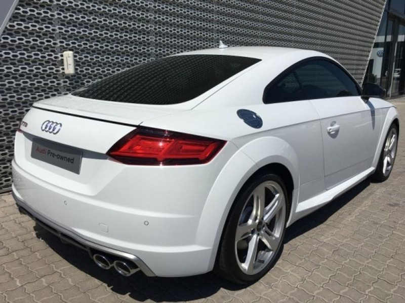 Used Audi Tts Quattro Coupe S Tronic 228kw For Sale In