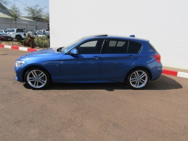 Used Bmw 1 Series 120i Edition M Sport Shadow 5 Door Auto F20 For Sale In Gauteng Cars Co Za