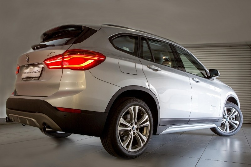 Used Bmw X1 Xdrive20d Sport Line Auto For Sale In Gauteng