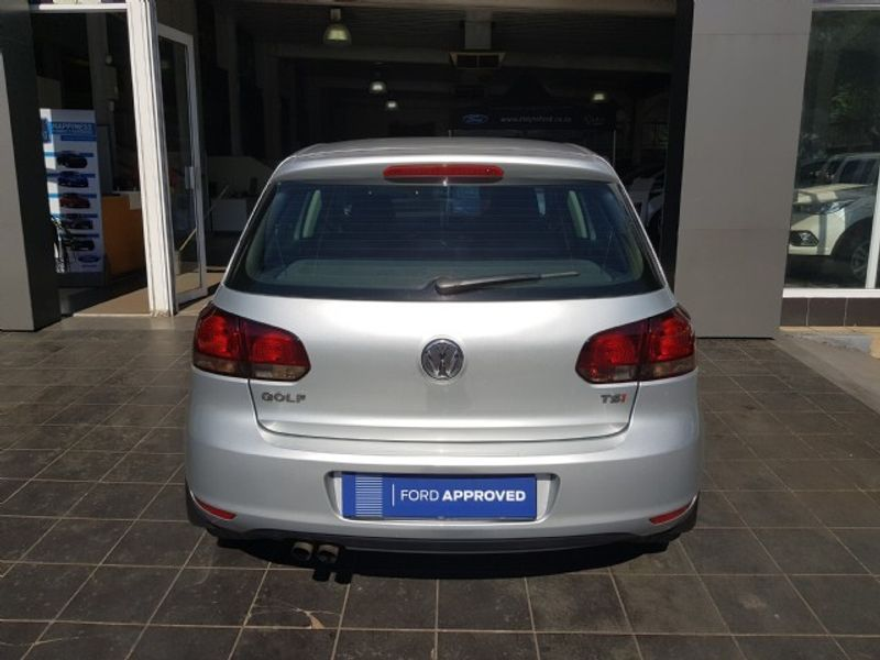 Used Volkswagen Golf Vi 1 4 Tsi Comfortline For Sale In