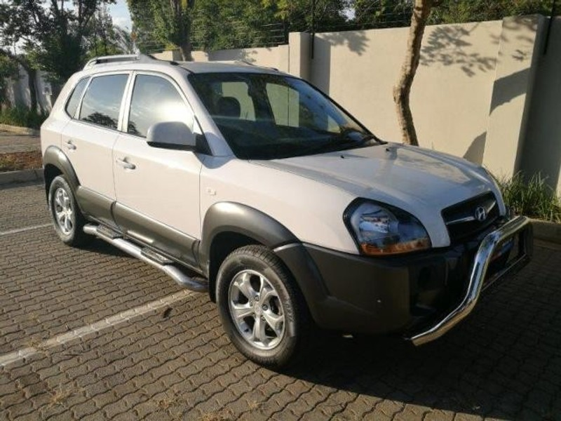 Used Hyundai Tucson 2 0 Gls For Sale In Gauteng Cars Co