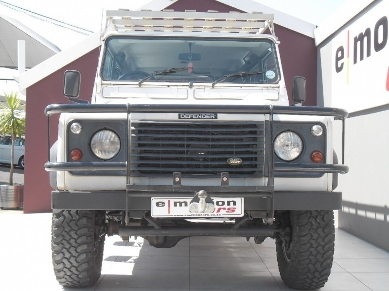 Used Land Rover Defender 110 County 3 0tdi For Sale In