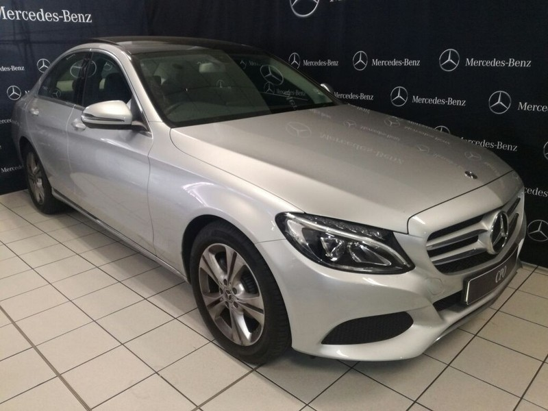Used mercedes benz c class c180 auto for sale in western for Mercedes benz c class sale
