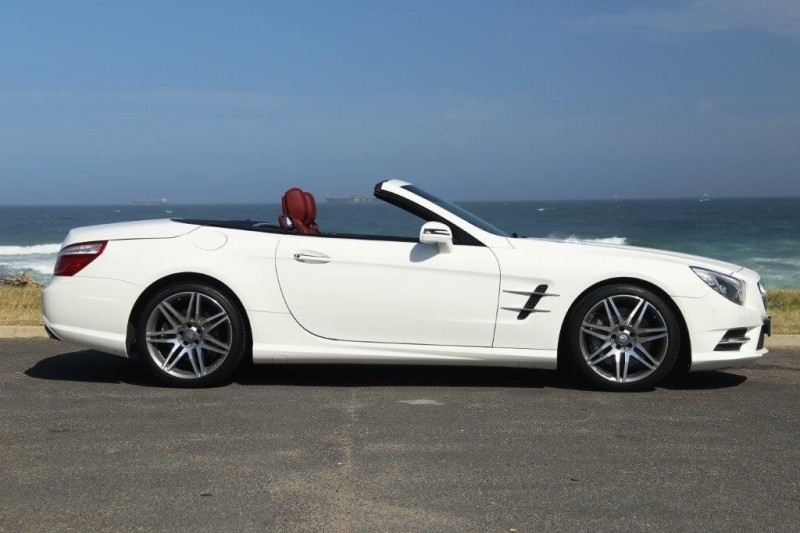 used mercedes benz sl class sl400 amg for sale in kwazulu