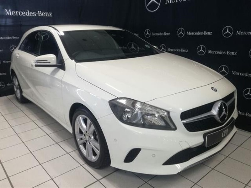 Used mercedes benz a class a 200d style auto for sale in for Mercedes benz claremont