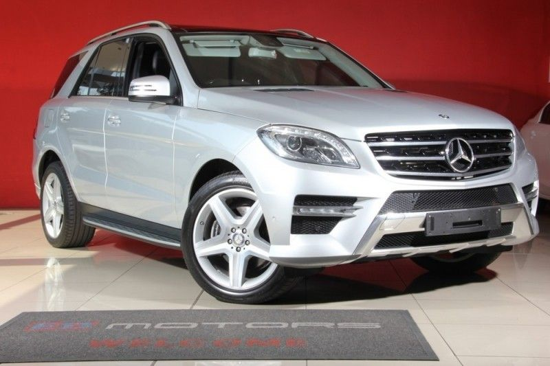 used mercedes benz m class ml 350 bluetec for sale in north west province id 2981123. Black Bedroom Furniture Sets. Home Design Ideas