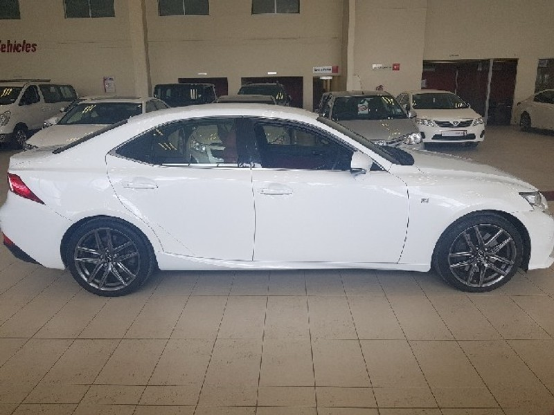 used lexus is 350 f sport for sale in western cape id 2982131. Black Bedroom Furniture Sets. Home Design Ideas