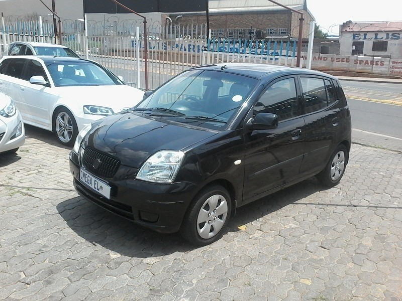 used kia picanto 1 0 lx for sale in gauteng id 2983505. Black Bedroom Furniture Sets. Home Design Ideas