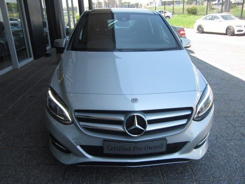 Used mercedes benz b class b 200 auto for sale in gauteng for Mercedes benz credit corp