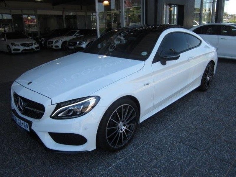 used mercedes benz c class amg c43 coupe for sale in gauteng id 2983893. Black Bedroom Furniture Sets. Home Design Ideas