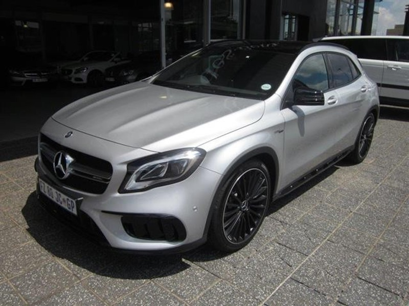 used mercedes benz gla class amg gla 45 4matic for sale in gauteng id 2983901. Black Bedroom Furniture Sets. Home Design Ideas