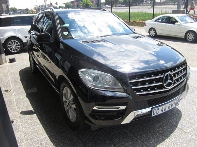 used mercedes benz m class ml 250 bluetec for sale in gauteng id 2983911. Black Bedroom Furniture Sets. Home Design Ideas