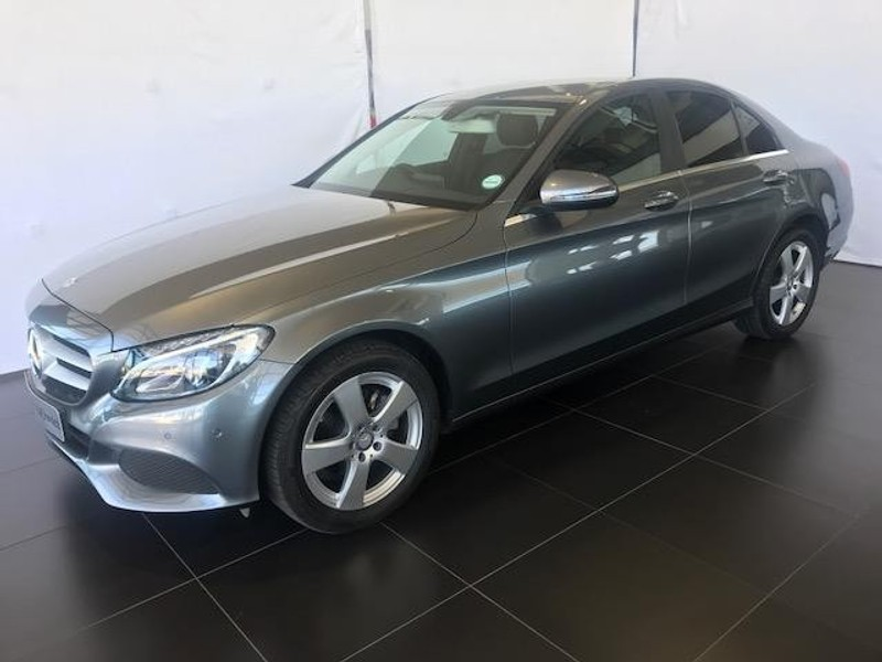 Used mercedes benz c class c180 auto for sale in western for Mercedes benz c class used cars for sale